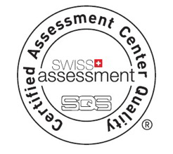 Certified Assessment Center Quality Sticker